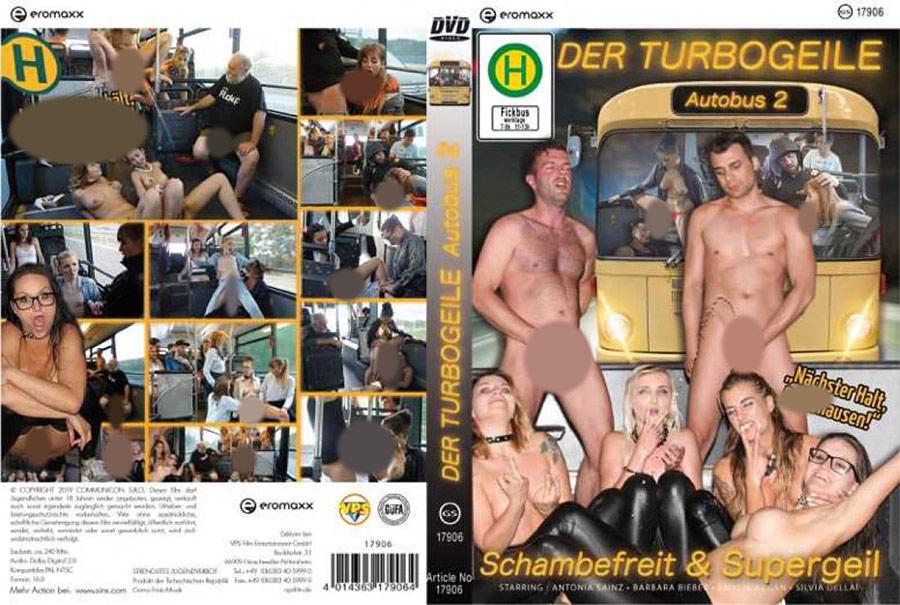 Der turbogeile Autobus 2: Schambefreit und supergeil