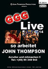 GGG Live 14: So arbeitet John Thompson