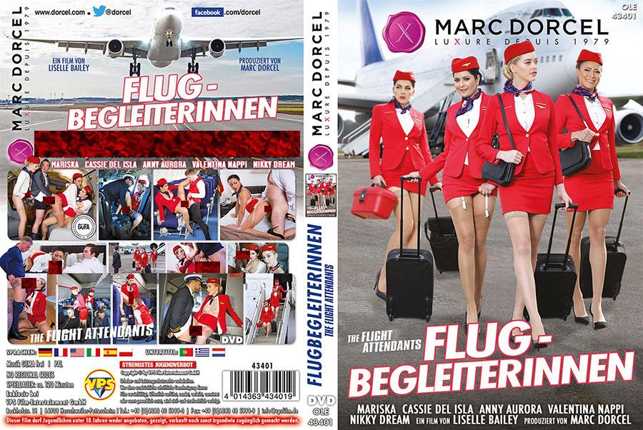 Die Flugbegleiterinnen