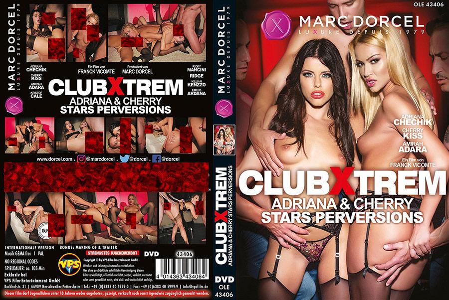 Club Xtrem: Adriana & Cherry - Stars Perversions