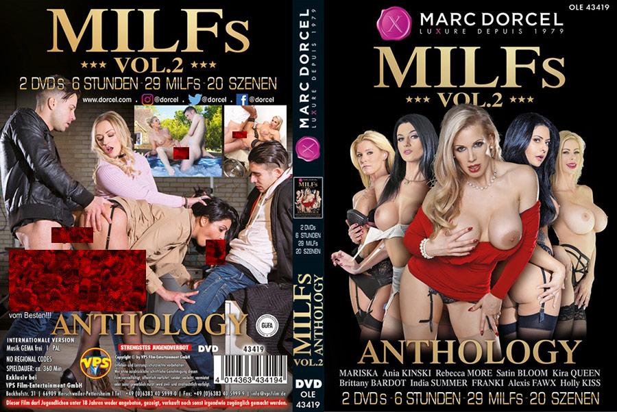 MILFs Anthology 2 - 2 Disc Set