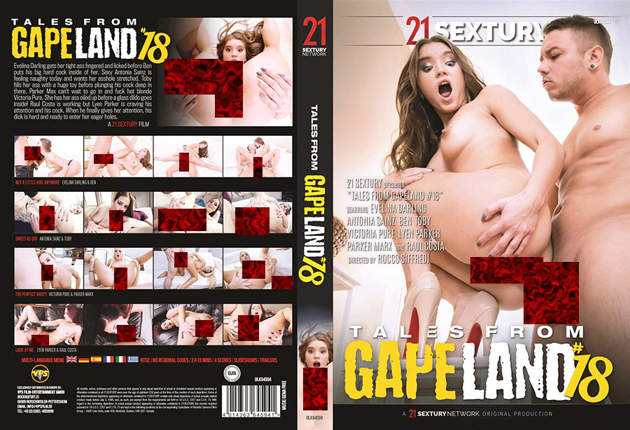 Tales From Gapeland 18