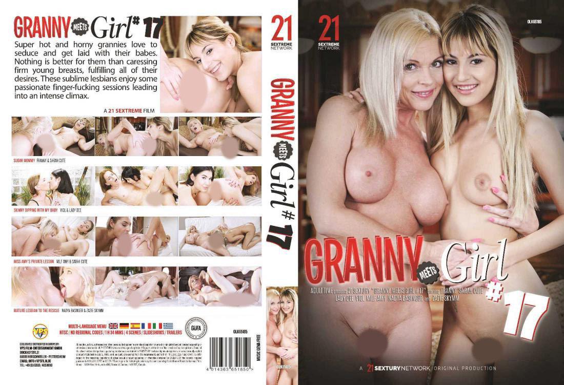 Granny Meets Girl 17