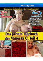 Das Tagebuch der Vanessa C. 4 - Blu-ray Disc