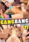 Vollgewichste Gangbang Schlampen 11