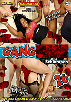 Vollgewichste Gangbang Schlampen 26