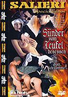 Sünder vom Teufel besessen