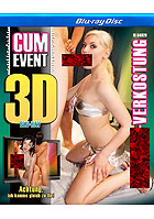 Cum Event: Sperma-Verkostung - True Stereoscopic 3D Blu-ray Disc
