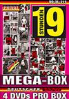 Mega-Box: Live-Report - 4 DVDs - 19 Stunden