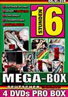 Mega-Box: Fetisch - 4 DVDs - 16 Stunden