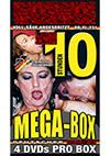 Mega-Box: Sperma - 4 DVDs - 10 Stunden