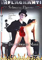 Schwarze Flamme - Silverline 21 - Der schwarze Mann