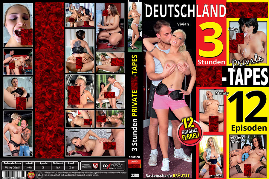 3 Stunden private Sex-Tapes