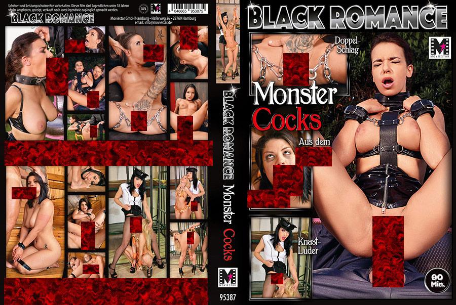 Black Romance: Monster Cocks