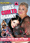 Girls Cum To Granny