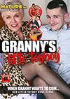 Granny's Little Toyboy