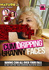 Cum Dripping Granny Faces
