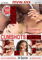 Cumshots: Arsch, Gesicht und Fotze!