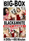 Black & White 5: Dirty Games - 4 DVD Big-Box