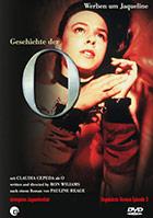 Cover von 'Geschichte der O - Episode 3: Werben um Jaqueline'