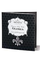 Gloria Glamorous Body Sticker: Schwarz