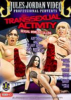 Transsexual Activity
