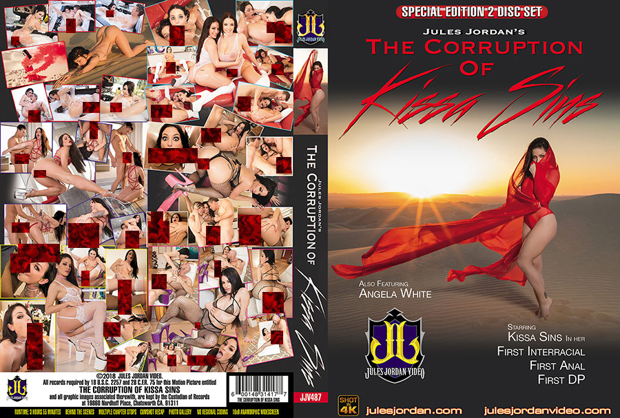 The Corruption Of Kissa Sins - Special 2 Disc Set