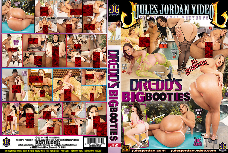 Dredd's Big Booties