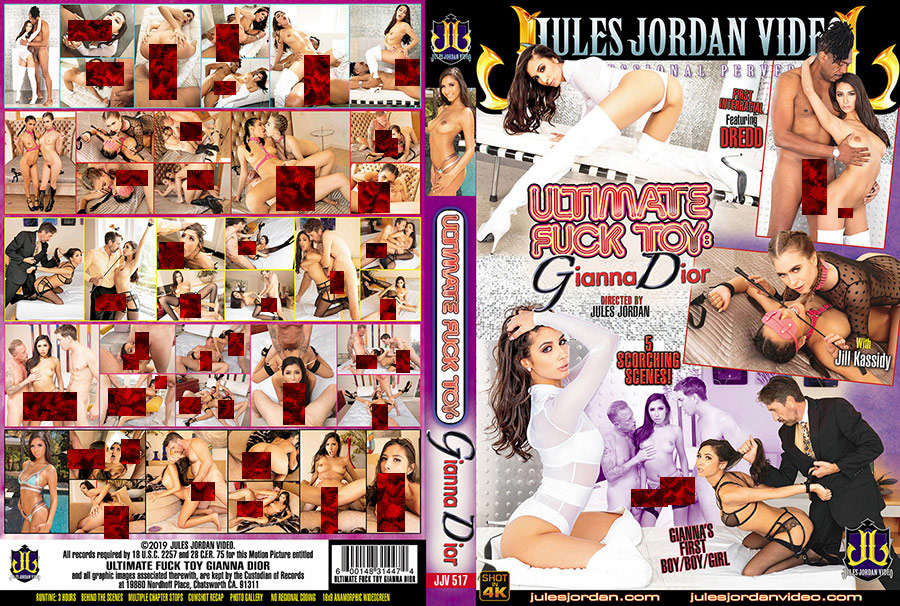 Ultimate Fuck Toy: Gianna Dior