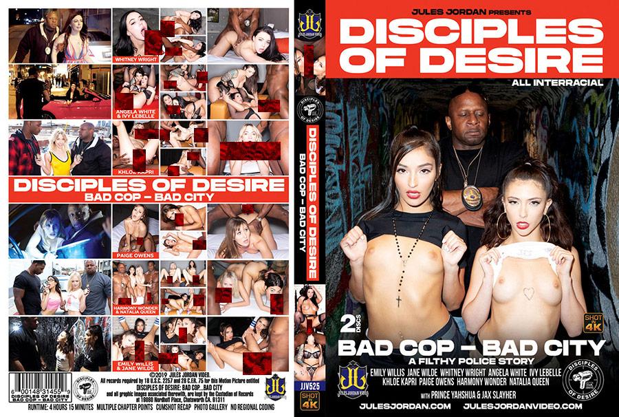 Disciples Of Desire: Bad Cop - Bad City - 2 Disc Set
