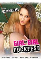 Girl On Girl Fuckfest