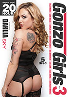 Gonzo Girls 3 - 5 Disc Set - 20h