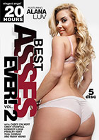 Best Asses Ever 2 - 5 Disc Set - 20h