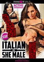 Italian She Male 45