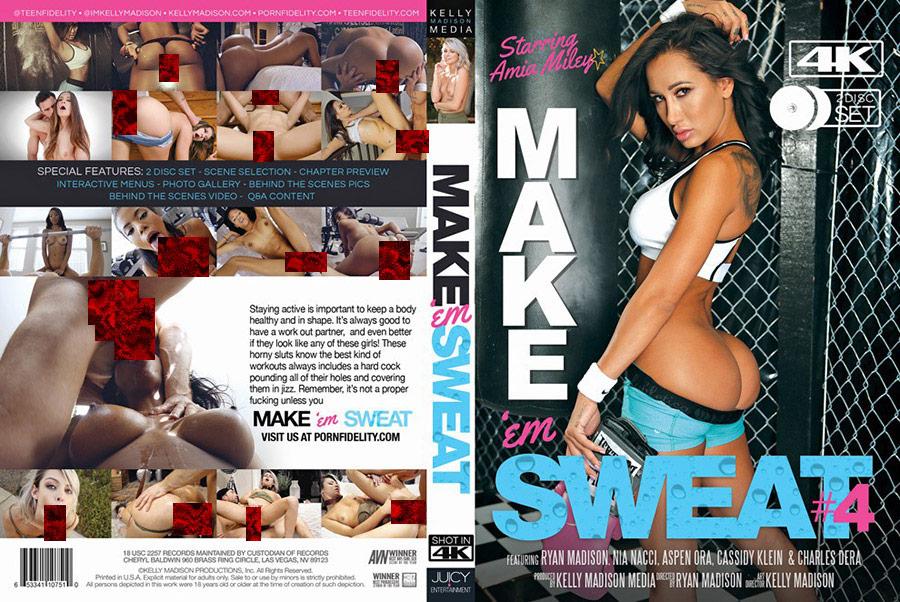 Make Em Sweat 4 - 2 Disc Set
