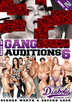 Best Of Gangbang Auditions 6 - 2 Disc Set