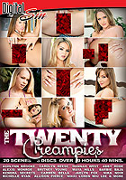 The Twenty Creampies - 3 Disc Set