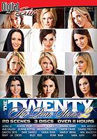 "The Twenty ""The Porn Stars 2"" - 3 Disc Set"
