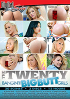The Twenty: Bangin The Big Butt Girls - 3 Disc Set