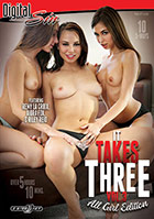 It Takes Three 3: All Girl Edition - 2 Disc Set