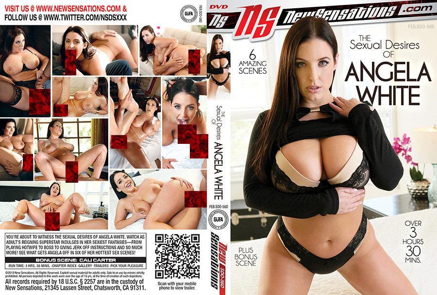 The Sexual Desires Of Angela White