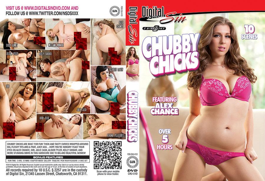 Chubby Chicks - 2 Disc Set