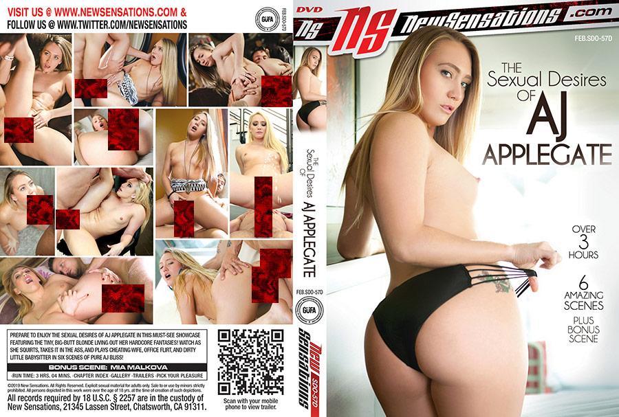 The Sexual Desires Of AJ Applegate