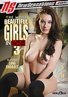 The Most Beautiful Girls In Porn 3 - 2 Disc Set