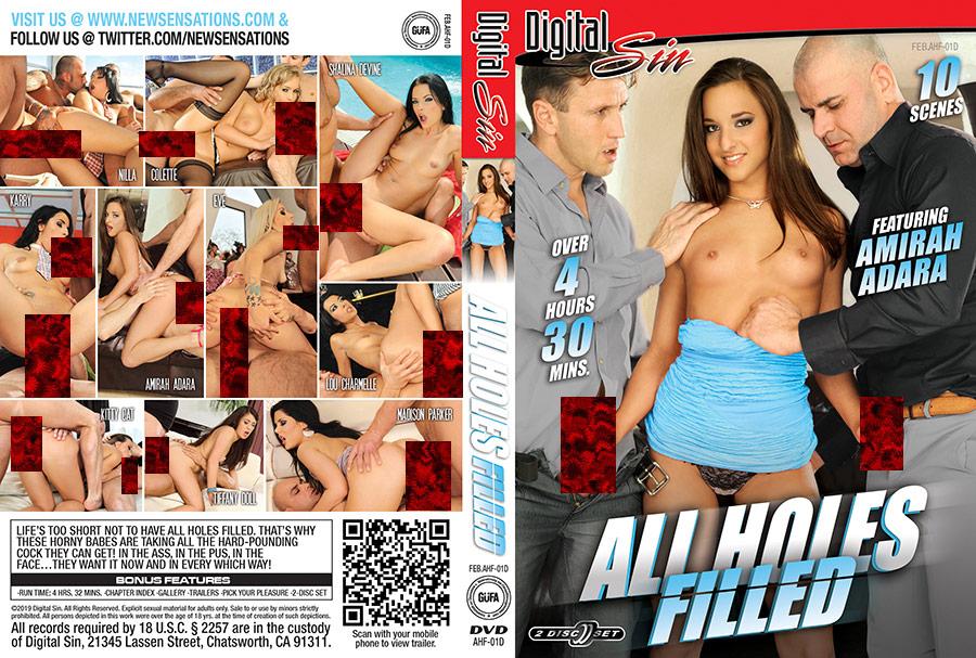 All Holes Filled - 2 Disc Set