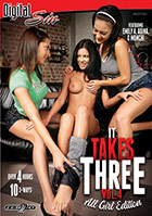 It Takes Three 4: All Girl Edition - 2 Disc Set