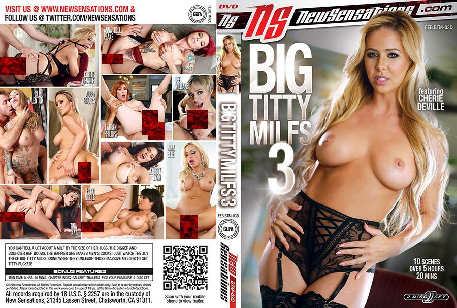 Big Titty MILFs 3 - 2 Disc Set