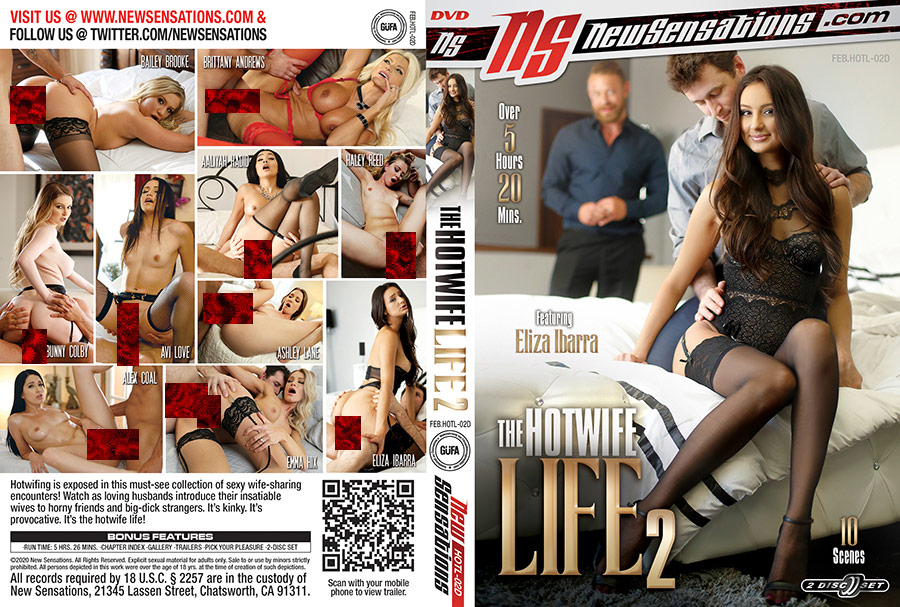 The Hot Wife Life 2 - 2 Disc Set
