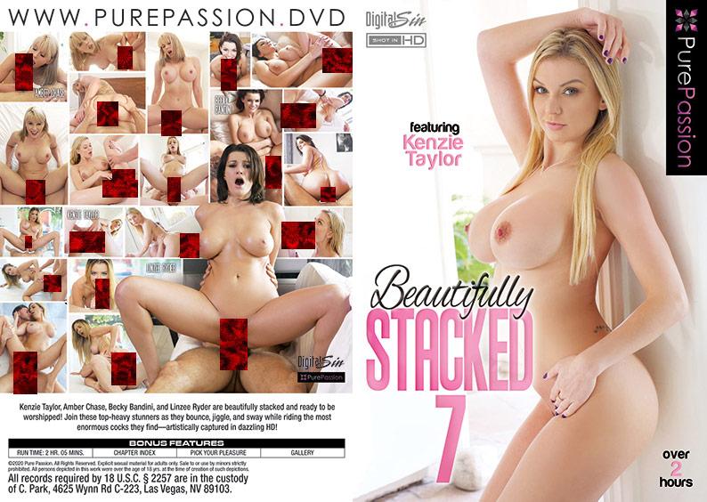 Beautifully Stacked 7