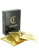 Cardinal - 3 goldene Kondome